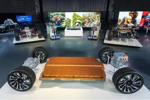 次世代EV用プラットフォーム