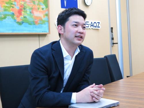 グロービス経営大学院の河本智史オンラインMBAリーダー