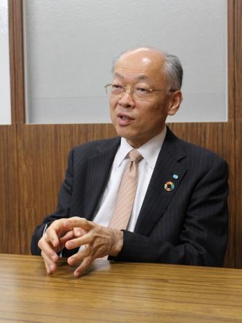 クボタでデジタル戦略の最高責任者を務める吉川正人副社長執行役員