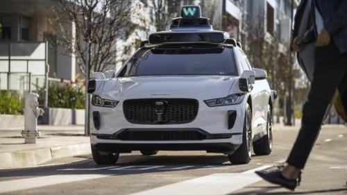 ウェイモの第5世代自動運転車両