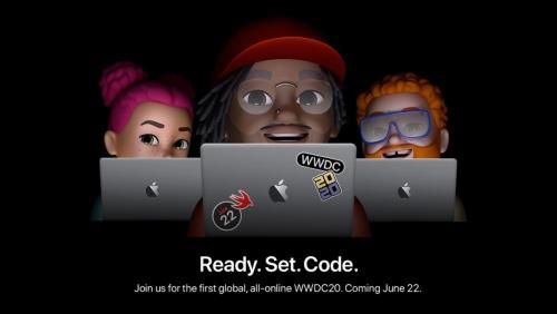 「WWDC20」を2020年6月22日からオンライン開催