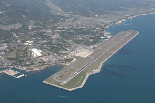 図1 大分空港