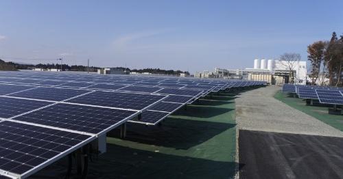 福島県浪江町に完成した水素製造施設「福島水素エネルギー研究フィールド(FH2R)」
