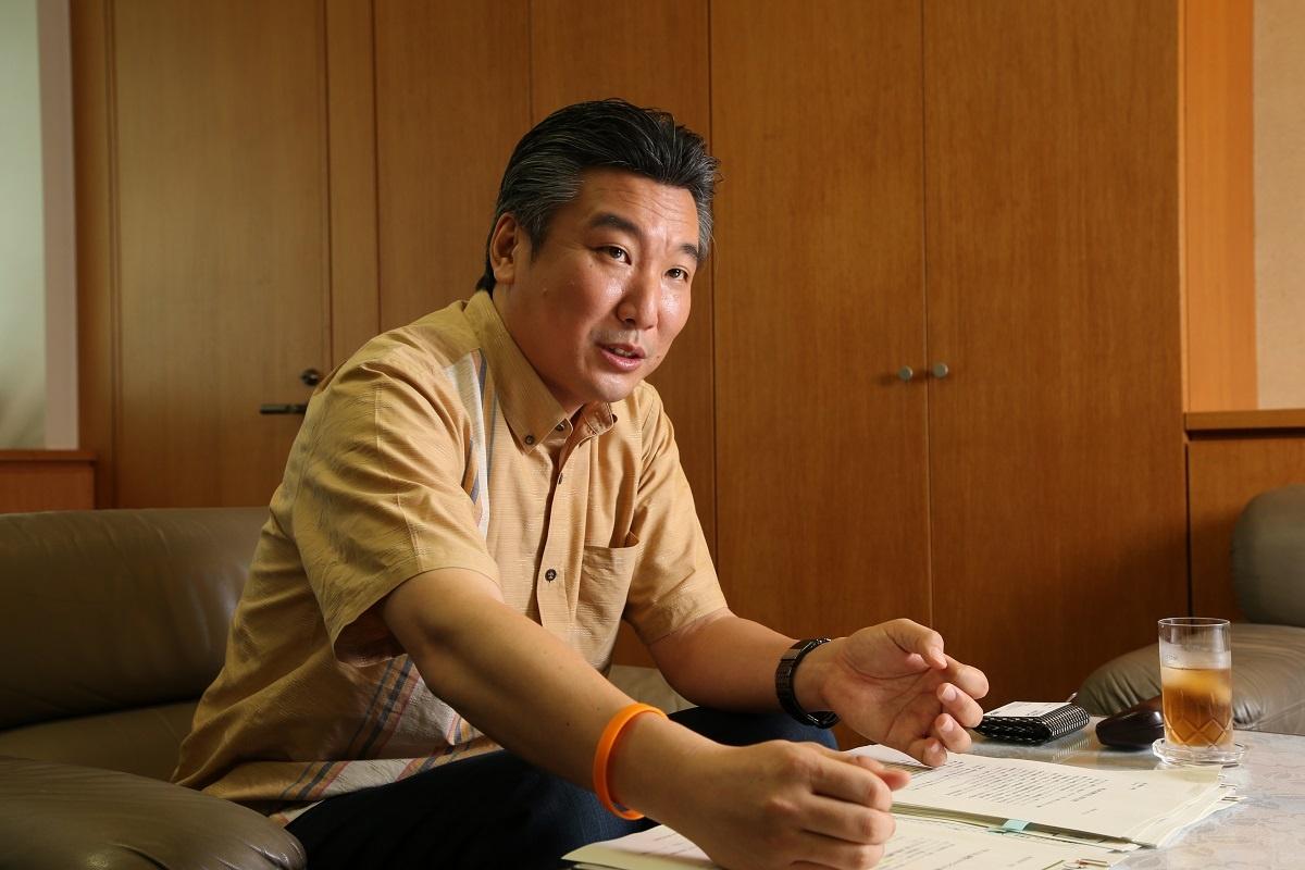 厚生労働省の新型コロナ関連のIT施策の陣頭指揮を執る橋本岳厚生労働副大臣