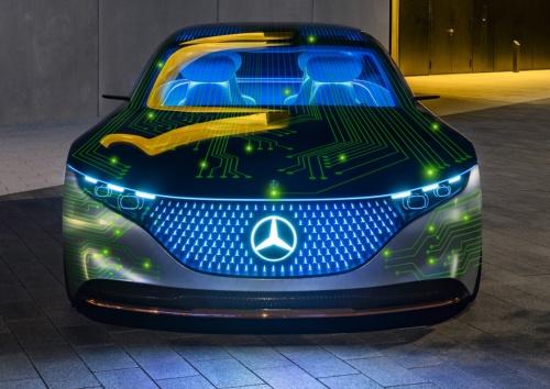 図1 Daimlerは独自OS「MB.OS」を標準搭載へ