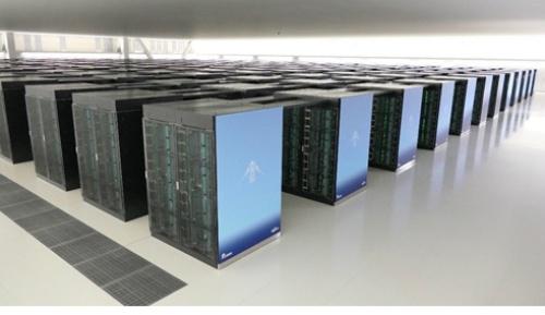 世界の頂上に立ったスーパーコンピューター「富岳」