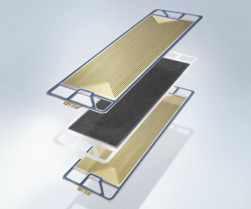 図2 Daimlerが開発中のFCセル
