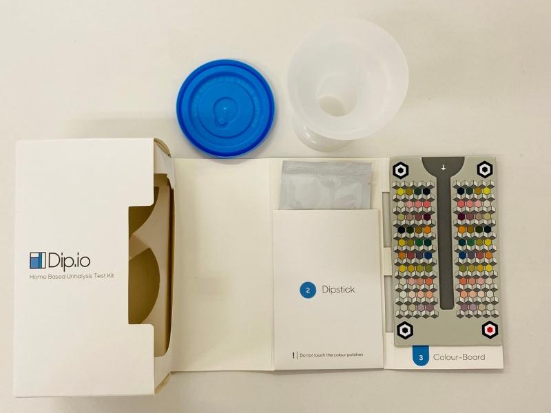 検査 � 尿 尿の検査