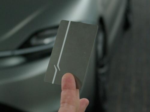 カードタイプの鍵