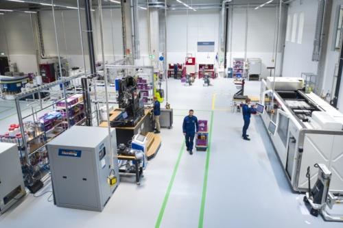 BMWグループが新たに開設したアディティブ製造の拠点「Additive Manufacturing Campus」