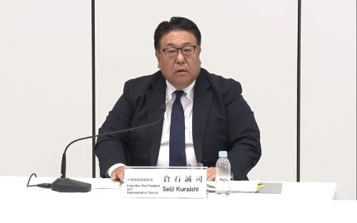 倉石誠司氏