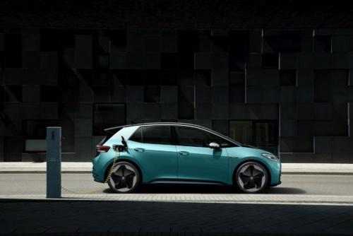 図2 VWの新型EV「ID.3」