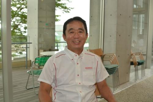 図2 Honda eの開発責任者を務めた一瀬智史氏