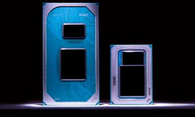 第11世代Intel Core Processorの例