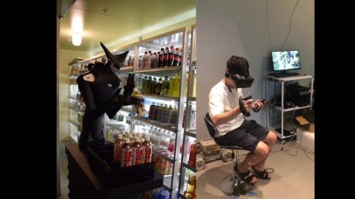 施設内で働くサービスロボット導入に向けた取り組みが進む。ファミリーマートは、遠隔操作ロボットが店舗内で商品陳列をする実証実験を開始した。
