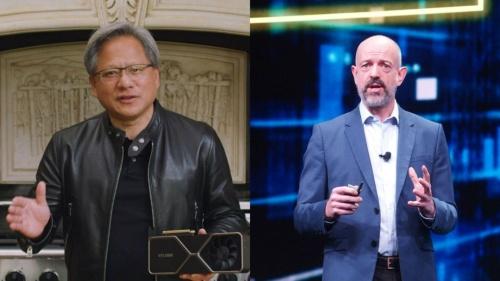 NVIDIAとArmの両トップ