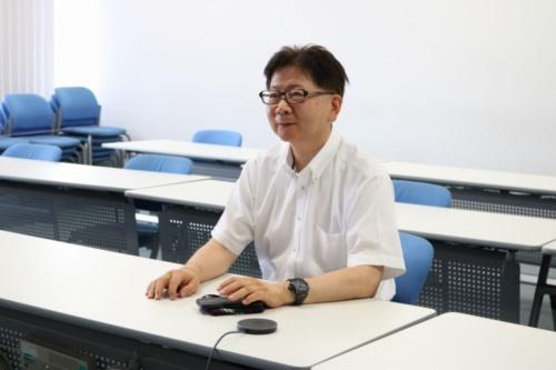 図1 アイシン精機CSSカンパニープレジデントの鈴木研司氏