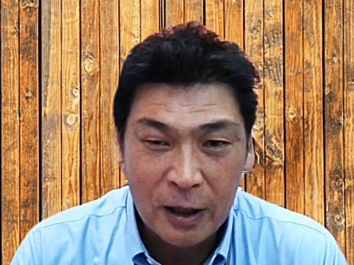 伊福精密代表取締役社長の伊福元彦氏
