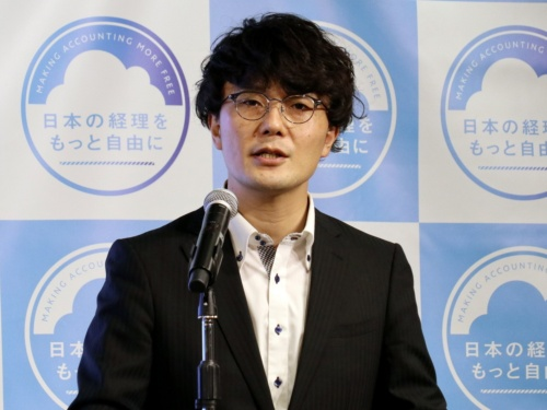ROBOT PAYMENTの藤田豪人執行役員