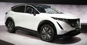 図3 日産の新型EV「アリア」