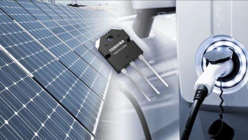 東芝デバイス&ストレージのSiC MOSFETの新製品のイメージ