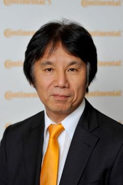 コンチネンタル日本法人の青木英也氏