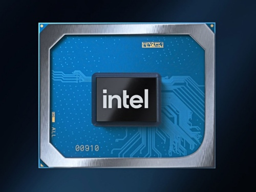 単体のGPUチップ「Intel Iris Xe MAXグラフィックス」