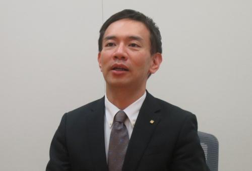 日本調剤の侭田光広システム第一部係長