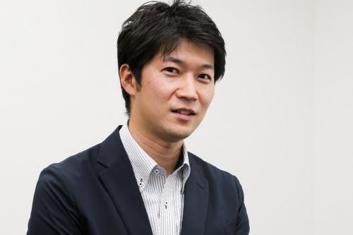 図2 ホンダモーターサイクルジャパンの山本祐司氏
