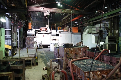 栗田産業の工場