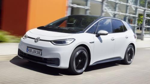 VWの新型EV「ID.3」