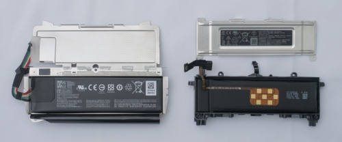 Liイオン2次電池の容量や形状は従来製品と類似