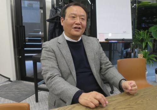ナレッジピースの阪井洋之CEO兼エグゼクティブアドバイザー