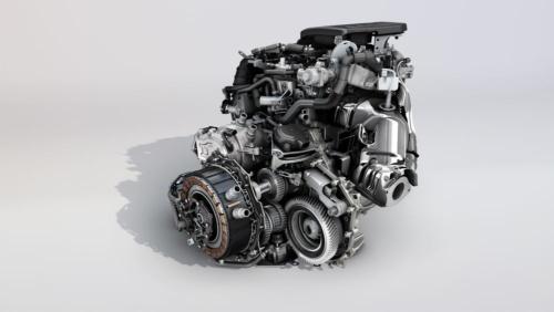 図1 ルノーのハイブリッドシステム「E-TECH」向けに日産が開発したエンジン