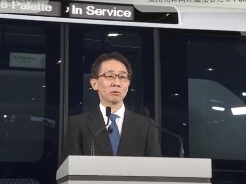 山本圭司氏
