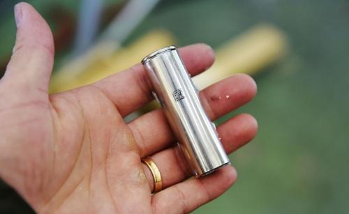 図2 パナソニックのリチウムイオン電池