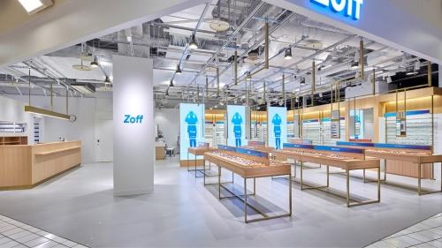Zoffの店舗