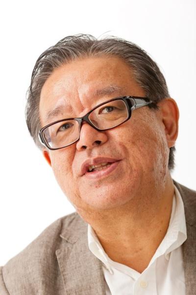 慶応義塾大学の村井純教授。デジタル改革関連法案ワーキンググループの座長を務め、「日本のインターネットの父」としても知られる