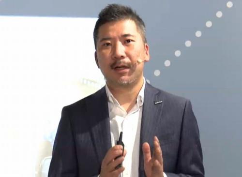 日本マイクロソフトの木村靖業務執行役員デジタル・ガバメント統括本部長