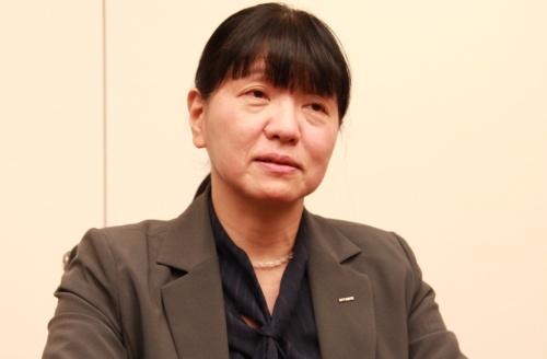 NTTデータの稲村佳津子執行役員