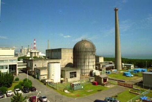 図2 動力試験炉「JPDR(Japan Power Demonstration Reactor)」
