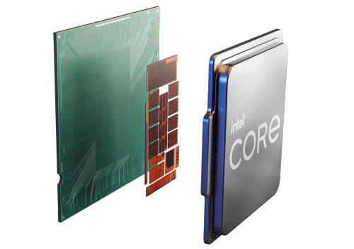 「第11世代 インテル Core Sシリーズ デスクトップ・プロセッサー」(開発コード名:Rocket Lake-S)の構造
