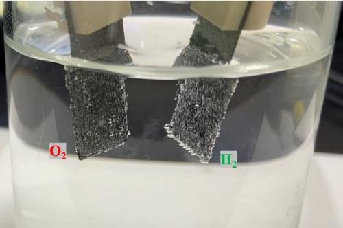 図1 低コストかつ高耐久のRu-Ir合金