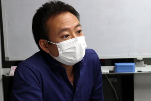 GENDA SEGA Entertainmentの河合英雄管理本部ITソリューション部部長