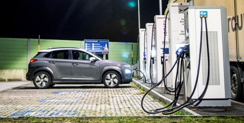 現代自動車のEV「Kona Electric」
