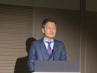 岡部宏二郎氏
