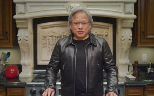 Omniverseのエンタープライズ版をGTC 2021でアピールするHuang氏