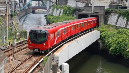 東京メトロの丸ノ内線