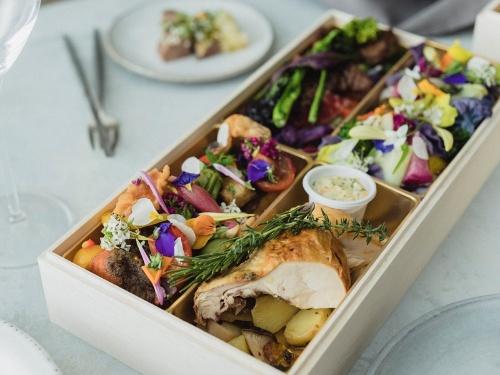 GO Dineで注文できる「Restaurant REIMS YANAGIDATE」の料理例