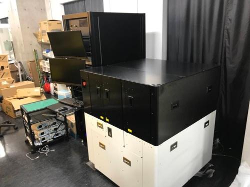 細胞分析分離装置の試作品